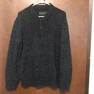 Eddie Bauer, Sweater, Medium